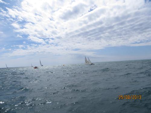 regata della madonnina 2013 cabinati 11-10
