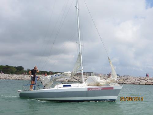 regata della madonnina 2013 cabinati 11-12