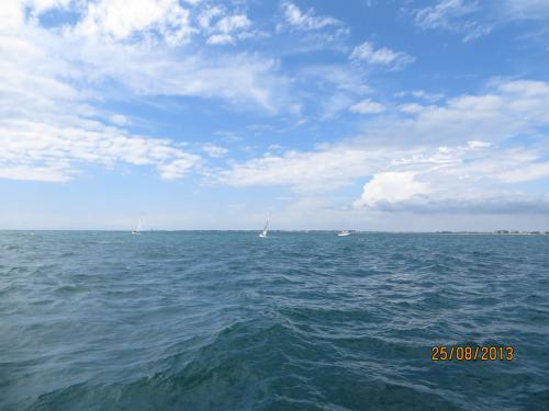regata della madonnina 2013 cabinati 11-13