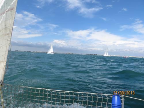 regata della madonnina 2013 cabinati 11-14