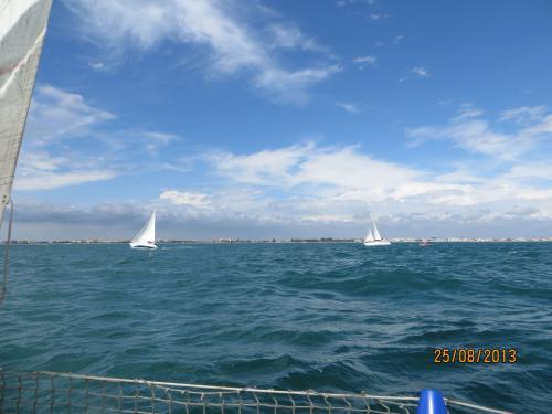 regata della madonnina 2013 cabinati 11-15