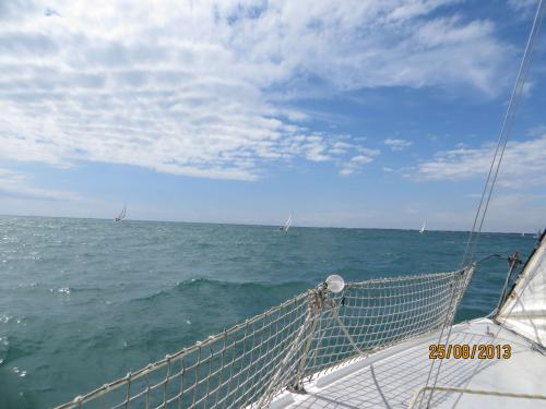 regata della madonnina 2013 cabinati 11-17