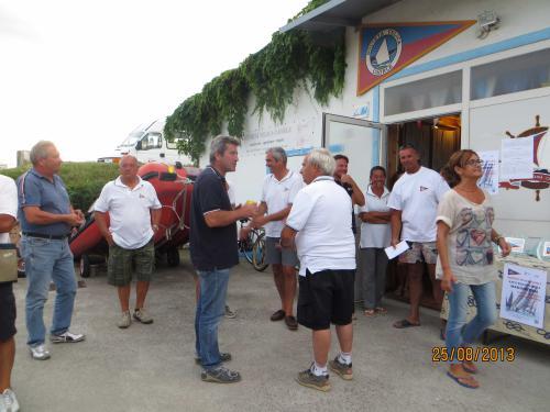 regata della madonnina 2013 cabinati 11-25