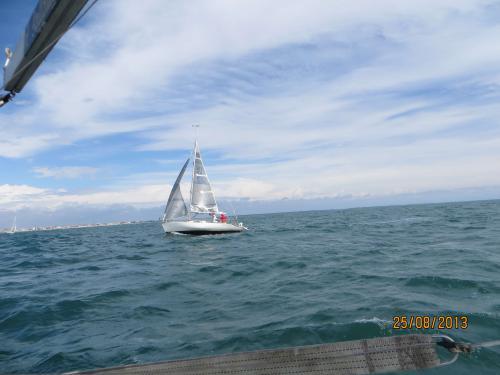 regata della madonnina 2013 cabinati 11-3
