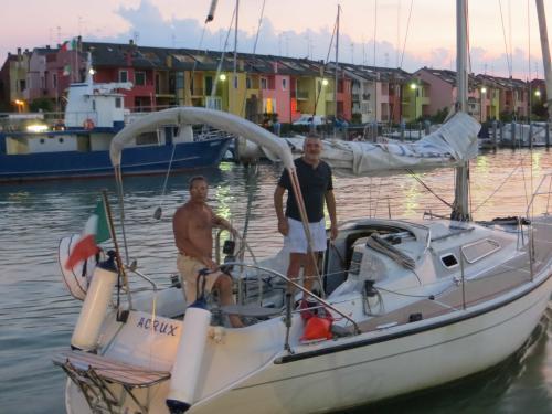 veleggiata in notturna 2013 10-10