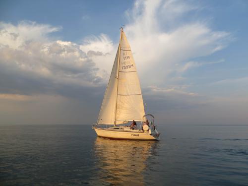 veleggiata in notturna 2013 10-12
