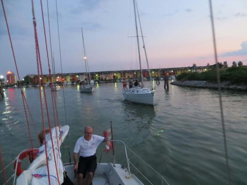 veleggiata in notturna 2013 10-13
