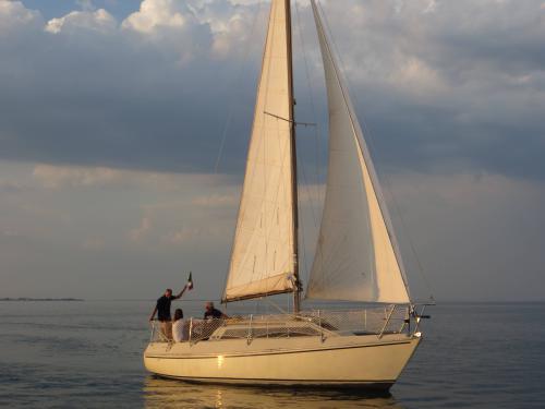 veleggiata in notturna 2013 10-18