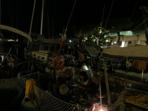 veleggiata in notturna 2013 10-19