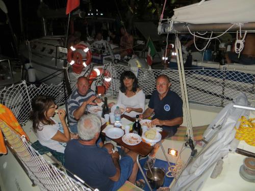 veleggiata in notturna 2013 10-20