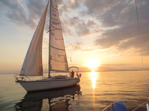 veleggiata in notturna 2013 10-22