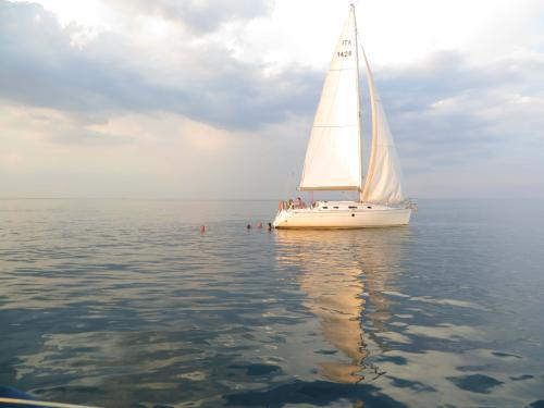 veleggiata in notturna 2013 10-25