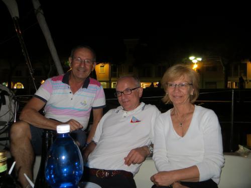 veleggiata in notturna 2013 10-27