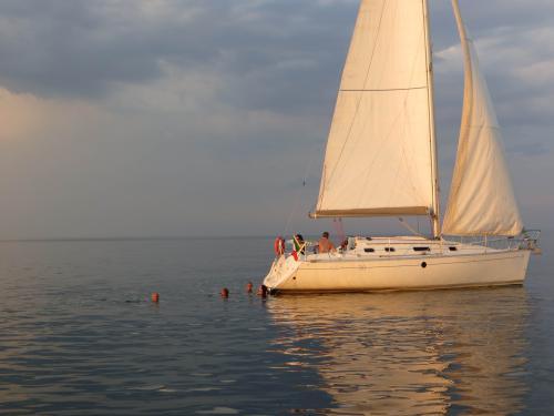 veleggiata in notturna 2013 10-28