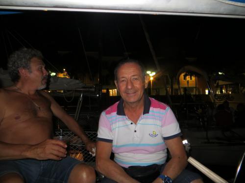 veleggiata in notturna 2013 10-29