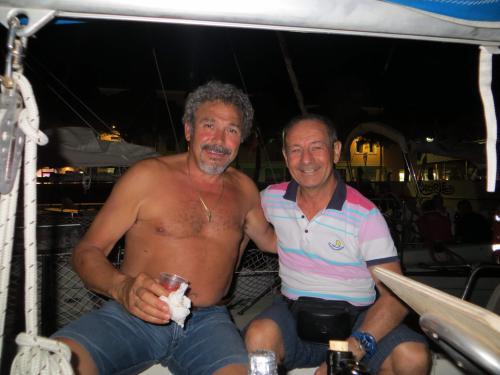 veleggiata in notturna 2013 10-30