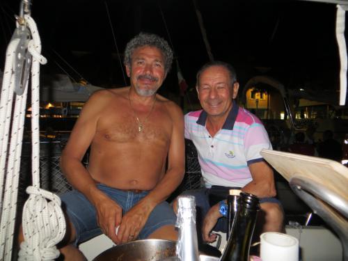 veleggiata in notturna 2013 10-31